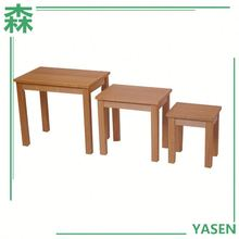Country Style Furniture Stable Table Wooden Legs For Furniture Chest