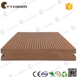 wood plastic composite material wooden huts outdoor wpc floor