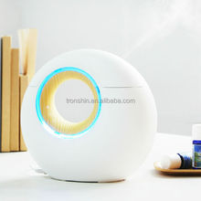 2015 Hot Selling Colorful LED Light Portable Fragrance Essential Oil Ultrasonic Aromatherapy Diffuser with Music Player