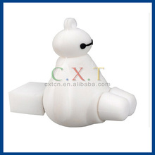Baymax usb 4 gb usb wedding favors and gifts new usb flash drive top sale 2015 warm character