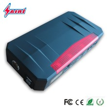 OEM 12V Auto emergency roadside tool kits jump starter 21000mAh multifunction portable auto power station