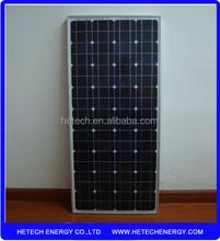 low price per watt 150W solar panel sale in pakistan