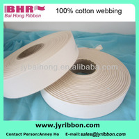 cotton woven webbing for edge binding