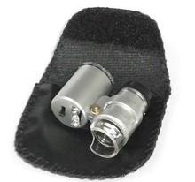 Smart Mobile Phone Pocket Microscope 60X iphone pocket microscope