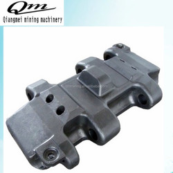 Casting track shoe of engineering machineery parts