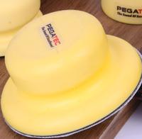 PEGATEC hand pads for round abrasive discs sanding disc velcro & PSA