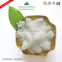 synthetic camphor with 96% camphor