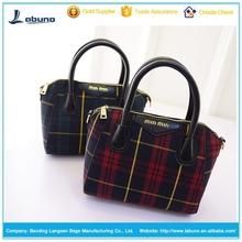 fashion lady handbag women tote bags canvas tote bag shoulder bags
