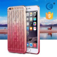 2015 New Products hot sell tpu for iphone 6 kickstand case
