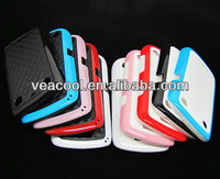 Plate+Color Bumper Frame TPU case Cover for Blackberry Curve 9350 9360 case