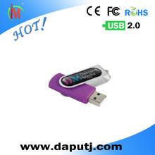OEM real capacity high quality fair price logo design beautiful usb flash memory