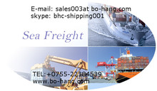 bulk charter ocean freight from China port --skype:BHC-shipping001