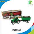 Chegada nova mini brinquedos do carro do veículo famer f/p famer caminhão e carro de transporte de madeira, ja058167