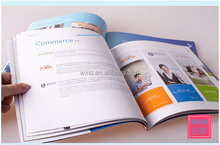 cheap brochure printing/A4 size brochure/brochure sample