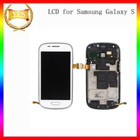 For Galaxy S2 White Lcd