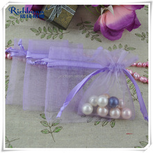23 Colors 6 Sizes In Stock Customized Cheap Wholesale Organza Pouch