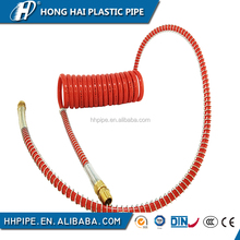 Honghai pu springs/pu recoil tube/pu air hose