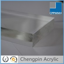 acrylic transparent thcik sheet for plastic aquarium fish tanks