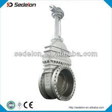 Chain wheel Cast Steel Gate Valve Class 150/300/600
