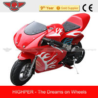 350W Mini Electric vehicle/Pocket Bik of one-rider for Kids 2013 with CE