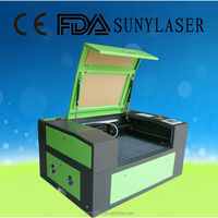 600*400mm laser cutting machine for silicon wafer