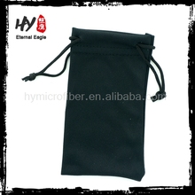 Promotional sunglasses holder, eyeglass cleaning cloth polybag, soft bag pouch for i phone