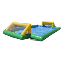 popular inflatable water football, inflatable water soccer game