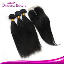 Durable Modeling Human Hair Weaving Silky Straight ,Wholesale 100 Raw Virgin Human Hair Peruvian Hair Bundles