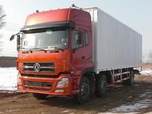 20t dry cargo box truck van