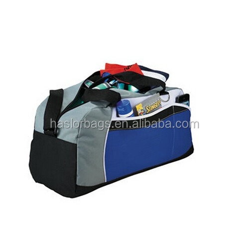 Hot sell new 2016 duffel bag organizer with big compartment
