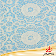 Hot sale embroidery designs for wedding dress pakistan lace fabric textile