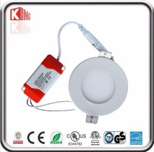 Shenzhen factory prices with top quality SMD18w led round panel light with UL complete cettification