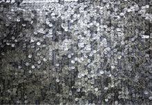 Double side aluminum foil coated PE woven fabric for garment