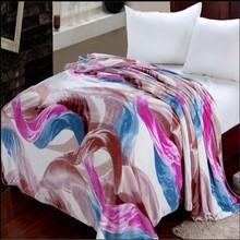 2015 new fashion super soft cashmere blanket