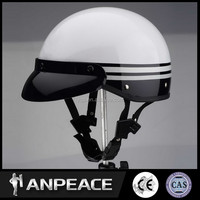 Shell ABS german motorcycle helmet with full head protection