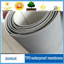 TPO waterproof heat resistant membrane, TPO waterproof roofing material