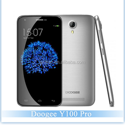 Cell Phone Doogee Valencia 2 5.0 inch OGS Screen MTK6735 1.3GHz 2GB RAM 16GB ROM Android OS 5.1 Doogee Y100 Pro 4G Smartphone