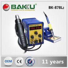 Baku Top Quality Low Cost Soldering Station Hot Air Desoldering Gun