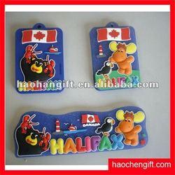 Hot Sale Cheap Rubber Magnet Soft PVC Fridge Magnet