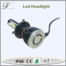 Bright but no glare led headlamp car accessories, car accessories for universal brand