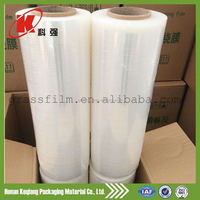 For industrial use cling stretch film/cling wrap/pallet wrap