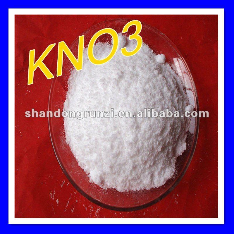 Donde para comprar de potasio nitrato KNO3