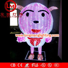 animals figure 3d motif lights,high quality decoration lights,CE,ROSH Approve