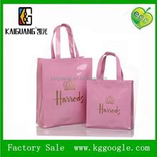 alibaba china supplier free samples pvc handbag shopping bag women bag