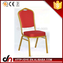 Good elasticity stacking used banquet chair,party banquet chairs,stackable chair