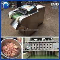 stainless steel chicken cutting machine price,factory for sale high efficiency automatic chicken cutting machine price