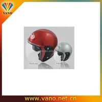 New design custom full face motorcycle helmets removable interior open face helmet D012