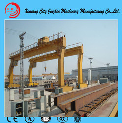 2015hot selling with high quality,Heavy Duty Steel Portable Gantry Crane,Crane Straddle Carrier