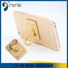 Popular product zinc alloy universal finger ring phone holder