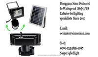 50 W Ultra outside lights with sensor for garden, landscape MOQ 1 PCS free sample